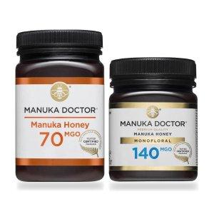 Manuka Doctor马努卡蜂蜜两套装