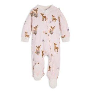 Burt's Bees BabySweet Doe Organic Baby Sleep & Play Pajamas