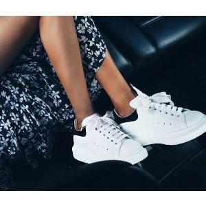 Alexander McQueen Sneakers @ Saks Fifth