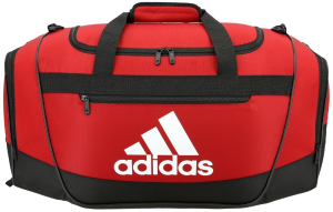 $20.28(原价$50)adidas 阿迪达斯 Defender III 圆筒包