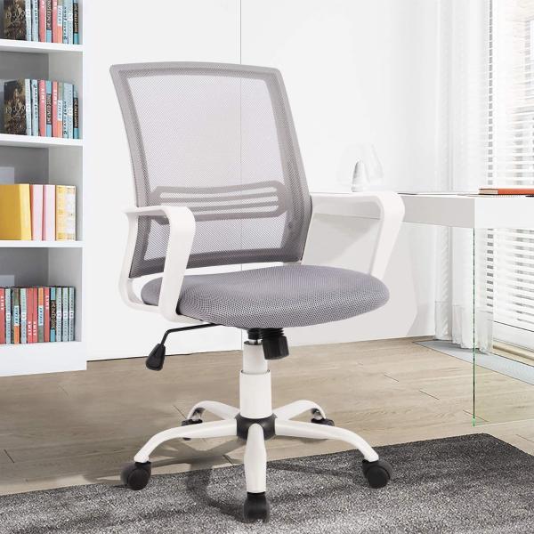 SMUGDESK 人体工学设计中背办公椅