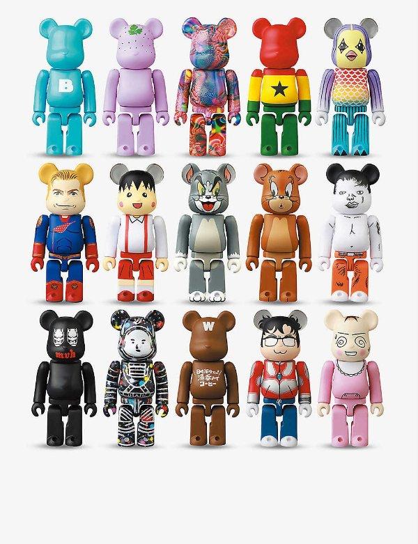 盲盒 Series 41 figurines 100%