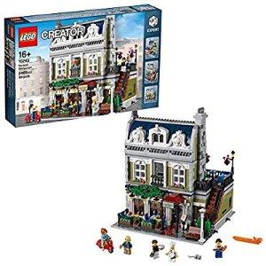 $119.99 (原价$159.95) 包邮LEGO Creator Expert 10243 巴黎餐厅