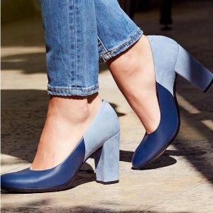 低至3.8折 $69起ECCO 明星都在穿的都市高端美鞋促销