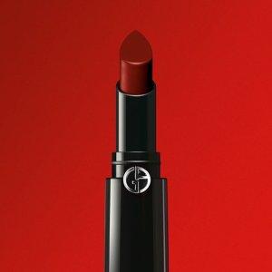 上新:Giorgio Armani Beauty 新品Lip Power开售