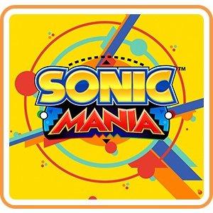 SegaSonic Mania for Nintendo Switch - Nintendo Game Details