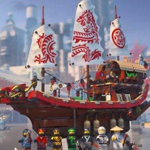 $159.97 (原价$199.99)LEGO 70618 幻影忍者:命运赏赐号 2295粒