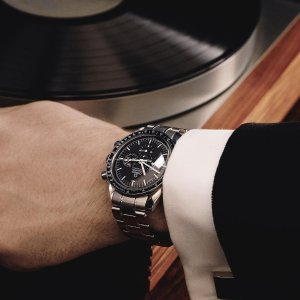 Dealmoon Exclusive: Extra $50 OffOMEGA Speedmaster Professional Moonwatch Men's Watch