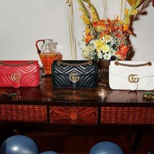 无门槛8.5折+包税独家:Nugnes 1920 大牌热卖 Gucci腰带上新$264起