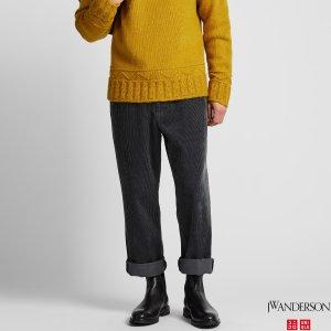 男士灯芯绒裤子