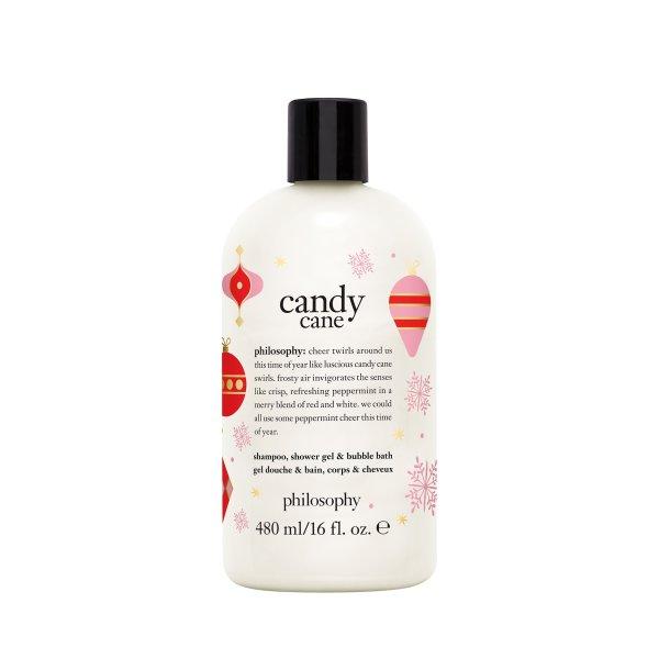 candy cane沐浴露