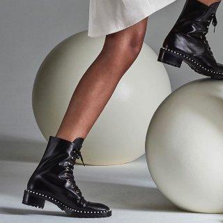 低至7折+额外最高7折 收大热马丁靴Bloomingdales 精选秋冬美靴热卖 秋季必败单品