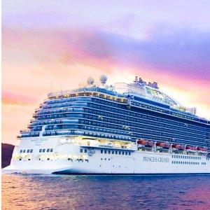 $20每晚+额外送最高$500船上消费史低价:3晚公主邮轮太平洋沿岸线逆天好价 畅游美加 洛杉矶出发