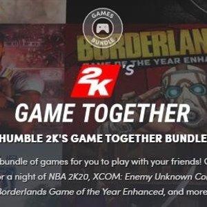$20 全拿下13款 PC 游戏同捆特卖, 2K20 无主之地 生化奇兵 都参加