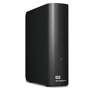 WD Elements 8TB USB 3.0 外置硬盘