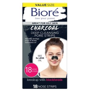Biore毛孔清洁去黑头鼻贴