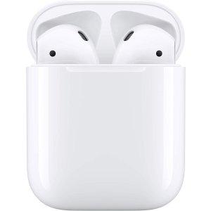 现价€159(原价€179)Apple AirPods 带无线充电盒热卖