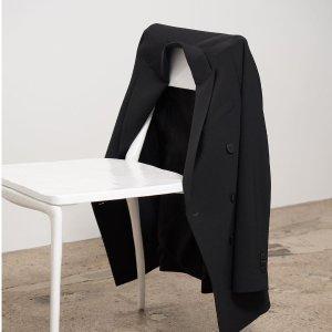 低至6折 收显瘦西装外套Theory官网 折扣大放送 质感性冷淡风美衣反季囤
