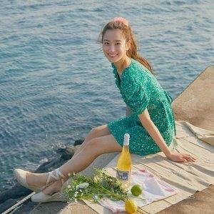 低至5折+额外9折 €135收封面W Concept 品牌闪促 亚洲女生甜美风超好看