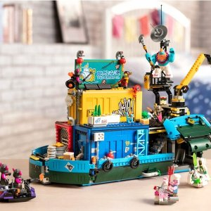 LegoMonkie Kid's Team Secret HQ 80013 | UNKNOWN | Buy online at the Official LEGO® Shop US