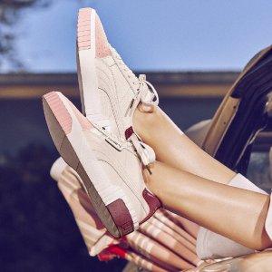 无门槛8折!折扣区可叠加!Puma 精选女款球鞋、服饰 一路开挂的美貌无法阻挡