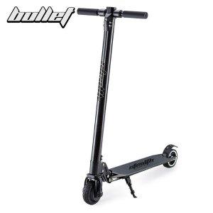 $375 (原价$849)+包邮BULLET 电动滑板车 碳纤维便携式可折叠自行车热卖