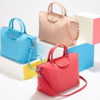 低至4.5折限今天:Longchamp美包闪购促销