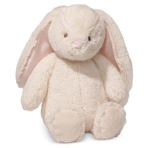 低至$7.46 封面胖兔子仅$12Gund 可爱毛绒玩具特卖 小恐龙套装超萌