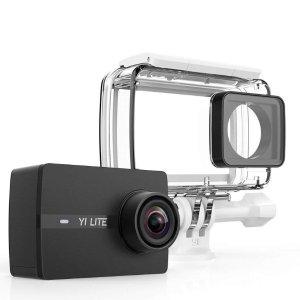 $65.67(原价$109.99)闪购:YI Lite 16MP 4K 超高清运动相机 小机身高画质