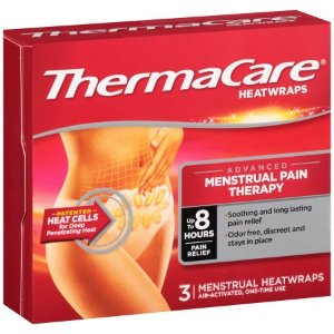 $5.94ThermaCare® Menstrual Pain Therapy Heatwraps 3 ct Box