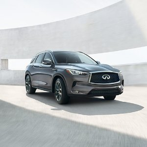Variable Compression Engine 2019 Infiniti QX50 SUV