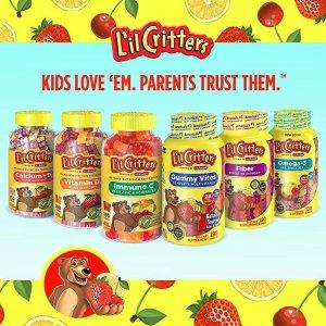 Starting At $5.39L'il Critters Kids Multivitamins @ Amazon