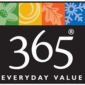 低至$1.99 收有机零食whole foods自有品牌 365 Everyday Value 食品热卖