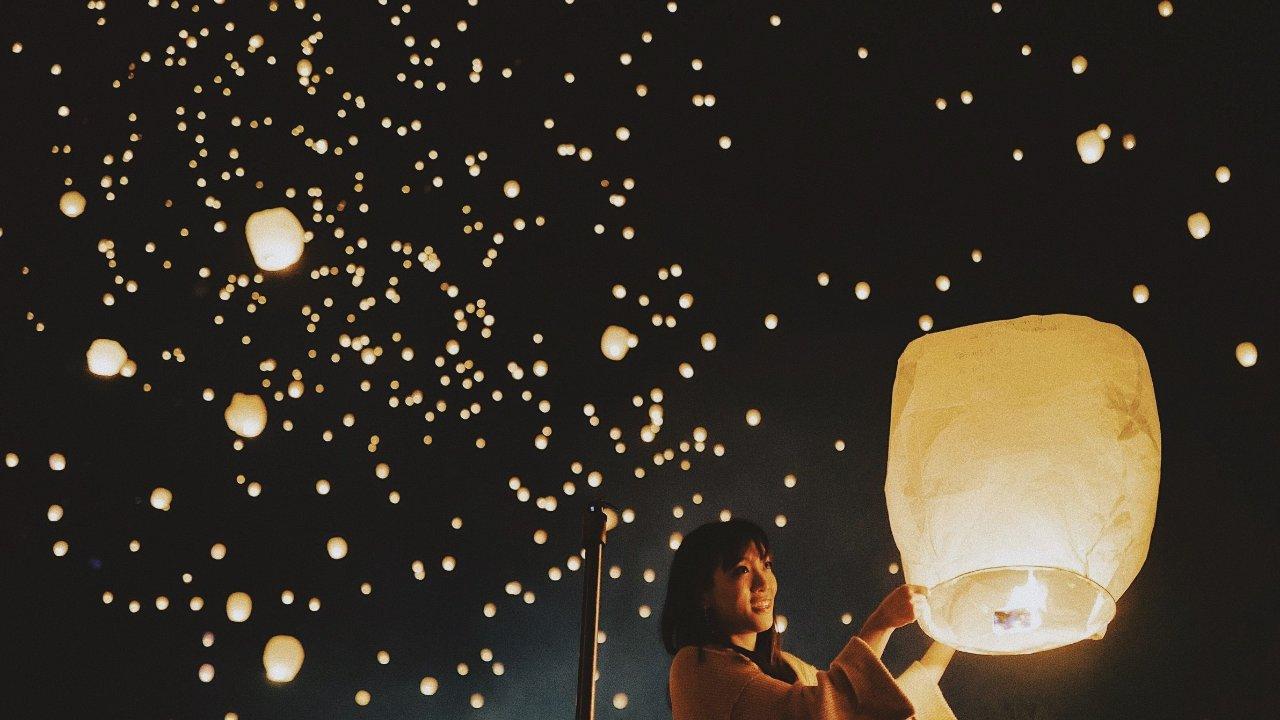 天灯节▪️各种ins博主打卡的超唯美lantern festival!遍布美国各地!详细攻略分享!💡