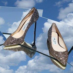 低至5折 婚鞋领导者也开始折扣啦Jimmy Choo 官网精选2017春夏新款女鞋热卖