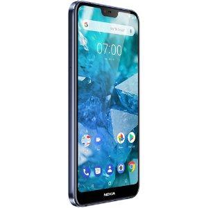 $349Nokia 7.1 Dual-SIM 64GB Smartphone Pre-Order