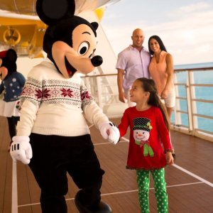 As low as $770 ppDisney Very Merry Time Cruise to the Bahamas