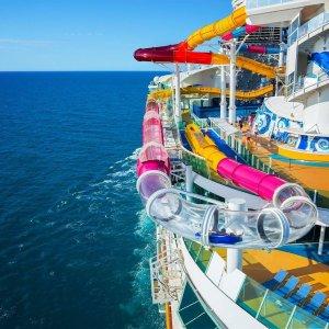 $177起 指定航线儿童免费皇家加勒比邮轮大促 赠$100船上消费 运通购7晚以上航线赠4晚度假村入住