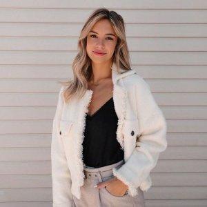 全场4折 €15收条纹毛衣Molly Bracken 法式仙气美衣 萝莉御姐都能找到你爱的款