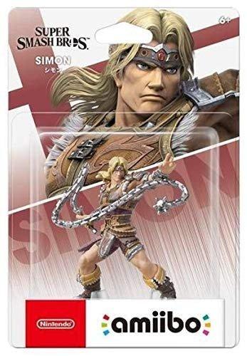 amiibo - Simon Belmont (Super Smash Bros.)
