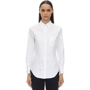 Thom Browne经典白衬衫