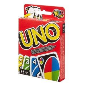 现价€6.66(原价€9.99)UNO桌游热卖 宅家不无聊 大家一起来玩游戏呀 凑单必备