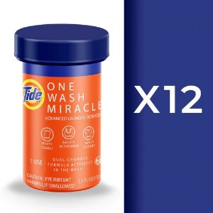 One Wash Miracle - Powerful Deep-Cleaning Laundry Solution