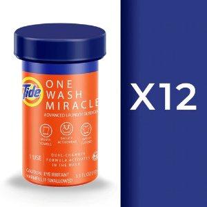 奇迹双重洗衣小橘罐12罐