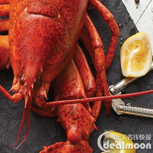 Legal Sea Foods海鲜餐厅 价值$100(波士顿地区)