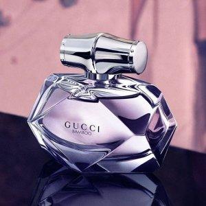 $69.97 (原价$111.6)史低价:Gucci Bamboo 竹韵女士香水50ml