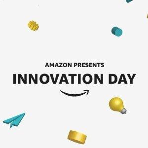 精选商品低至5折限今天:Amazon科技创新日特别活动