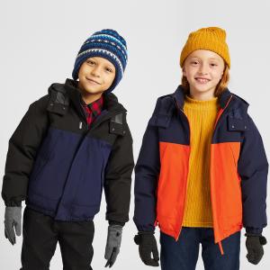 全场包邮+低至$3.9起 封面外套立减$10折扣升级:Uniqlo 儿童商品特价区上新再降价 泰迪熊外套$19.9 4色选