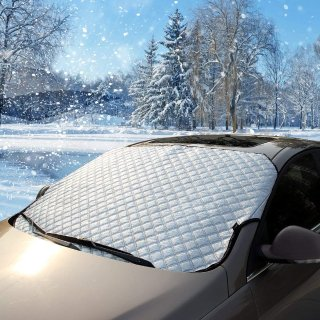 BESTTRENDY Car Windshield Snow Cover & Sun Shade Protector