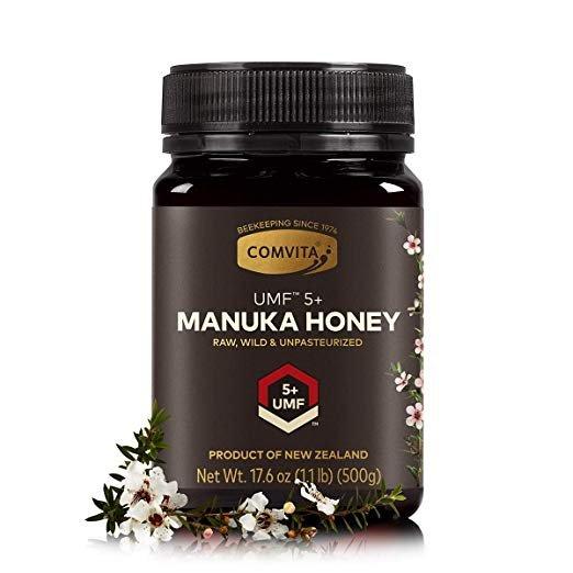 新西兰天然麦卢卡蜂蜜 UMF5+ 500g